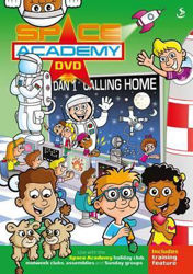 Picture of SPACE ACADEMY DVD