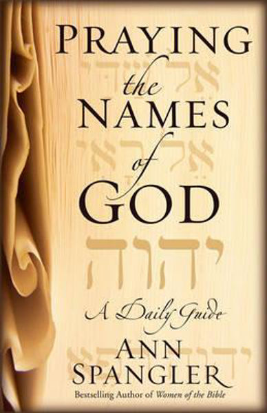 Picture of PRAYING THE NAMES OF GOD