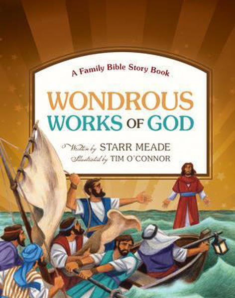 Picture of WONDROUS WORKS of GOD Story Bible