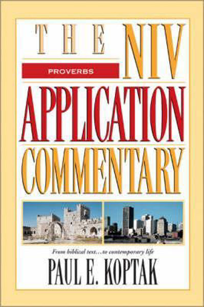 Picture of NIV APPLICATION COMMENTARY/PROVERBS