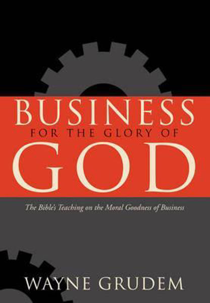 Picture of BUSINESS FOR THE GLORY OF GOD