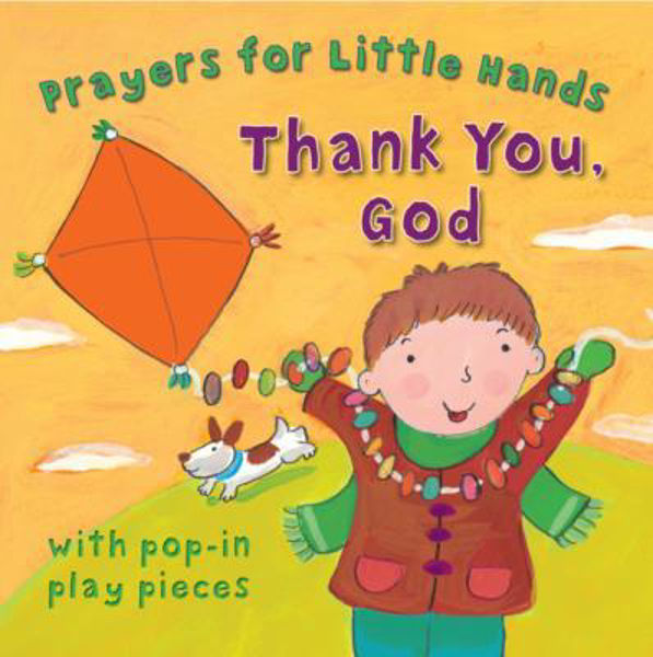 Picture of PRAYERS FOR LITTLE HANDS