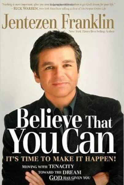 Picture of BELIEVE THAT YOU CAN
