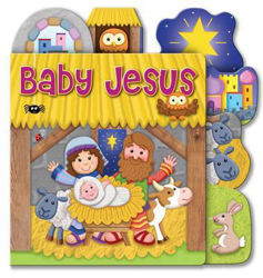 Picture of BABY JESUS Board Book