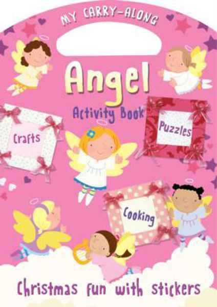 Picture of MY CARRY-ALONG ANGEL ACTIVITY BOOK