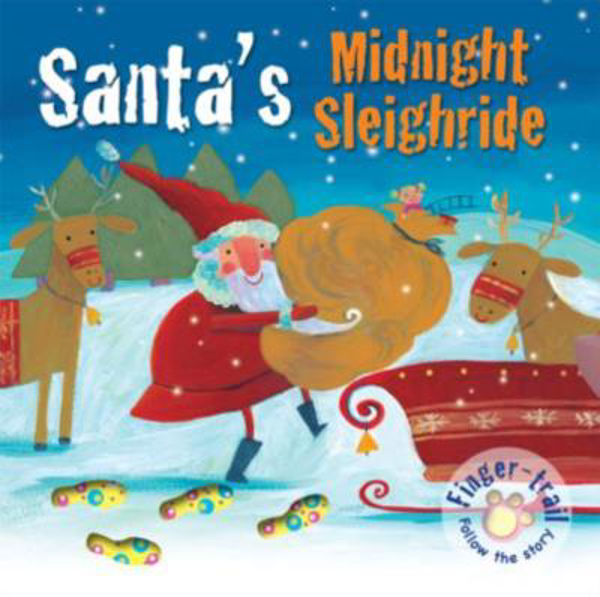 Picture of SANTA'S MIDNIGHT SLEIGHRIDE