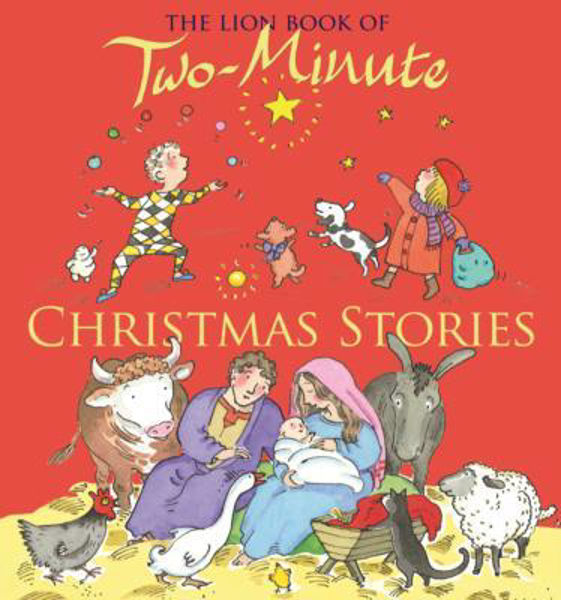 Picture of LION BOOK OF TWO-MINUTE CHRISTMAS STORIE