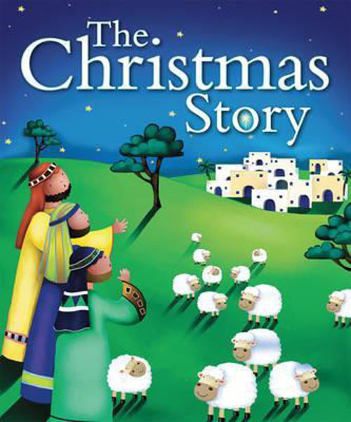 Picture of BIBLE FOR KIDS/THE CHRISTMAS STORY