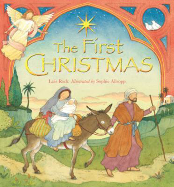 Picture of THE FIRST CHRISTMAS