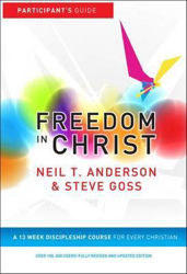 Picture of FREEDOM IN CHRIST workbook