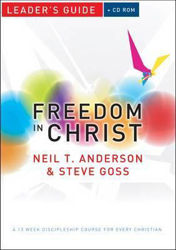Picture of FREEDOM IN CHRIST leaders book