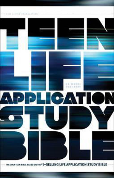 Picture of NLT/TEEN LIFE APPLICATION STUDY BIBLE Hb