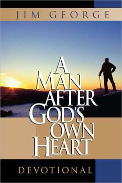 Picture of A MAN AFTER GOD'S OWN HEART DEVOTIONAL