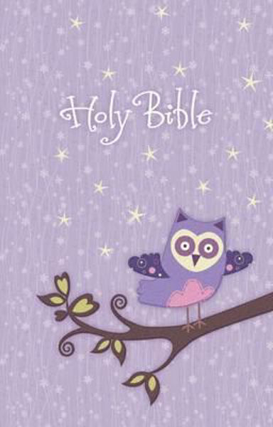 Picture of NKJV OWL Purple Cloth