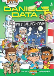 Picture of SPACE ACADEMY/ DANIEL'S DATA