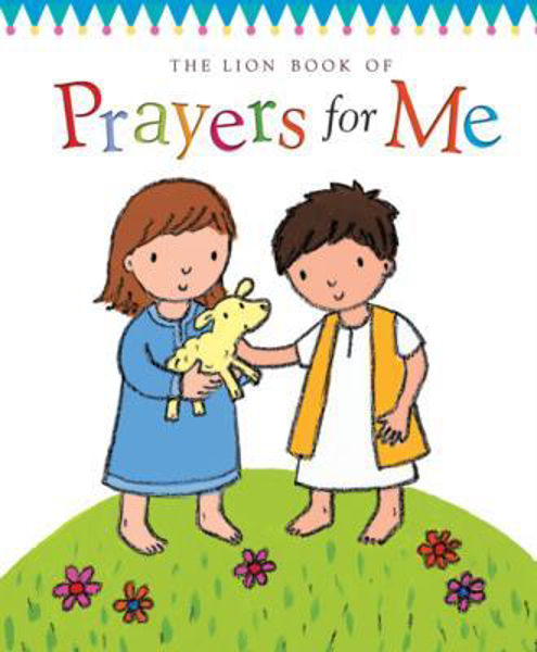Picture of THE LION BOOK OF PRAYERS FOR ME