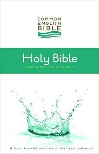 Picture of CEV Common English Bible paperback