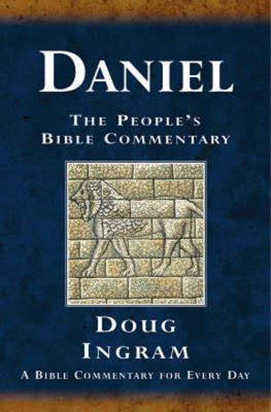 Picture of THE PEOPLE'S BIBLE COMMENTARY/DANIEL