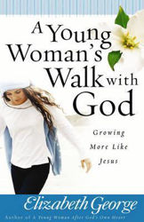 Picture of YOUNG WOMAN'S WALK WITH GOD