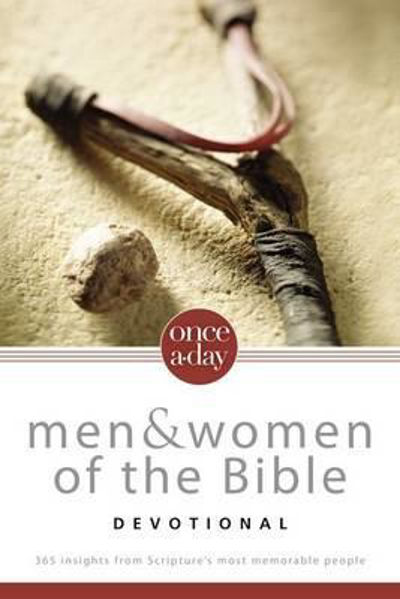 Picture of ONCE A DAY / MEN & WOMEN OF THE BIBLE