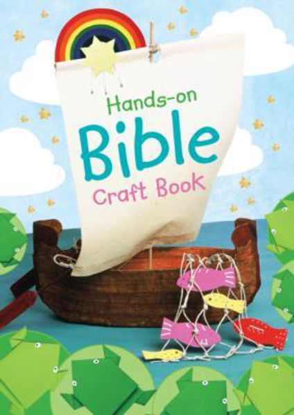 Picture of HANDS ON BIBLE CRAFT BOOK