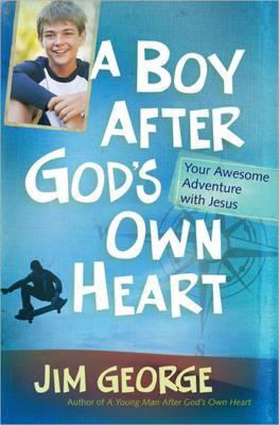 Picture of A BOY AFTER GOD'S OWN HEART