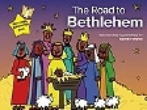 Picture of THE ROAD TO BETHLEHEM