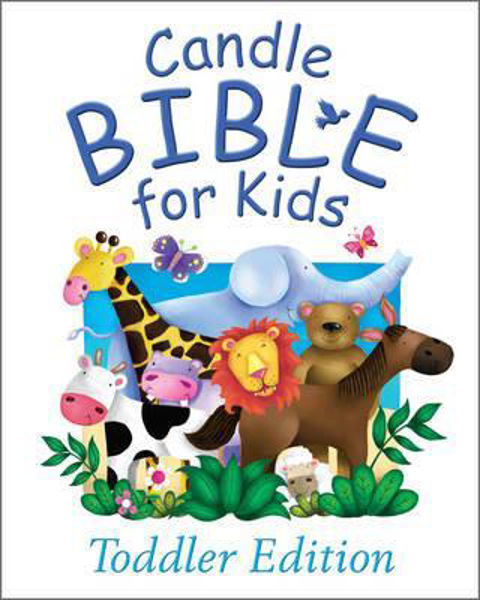 Picture of CANDLE BIBLE FOR KIDS Toddler edition