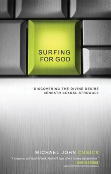 Picture of SURFING FOR GOD Divine desire beneath