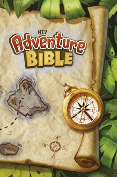 Picture of NIV 2011/ADVENTURE BIBLE for Kids