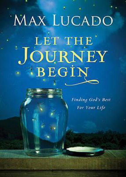 Picture of LET THE JOURNEY BEGIN for Graduates