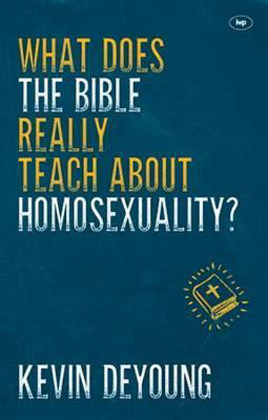 Picture of WHAT DOES BIBLE TEACH REALY TEACH ABOUT HOMOSEXUALITY?