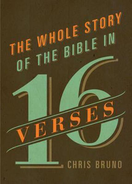 Picture of THE WHOLE STORY OF THE BIBLE IN 16 VERSE