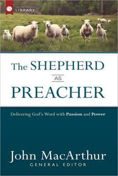 Picture of THE SHEPHERD AS PREACHER
