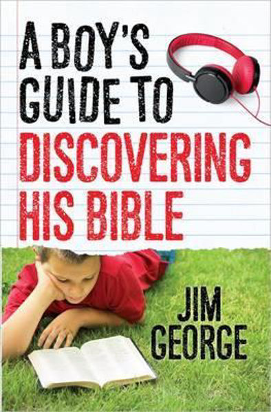 Picture of A BOY'S GUIDE TO DISCOVERING HIS BIBLE