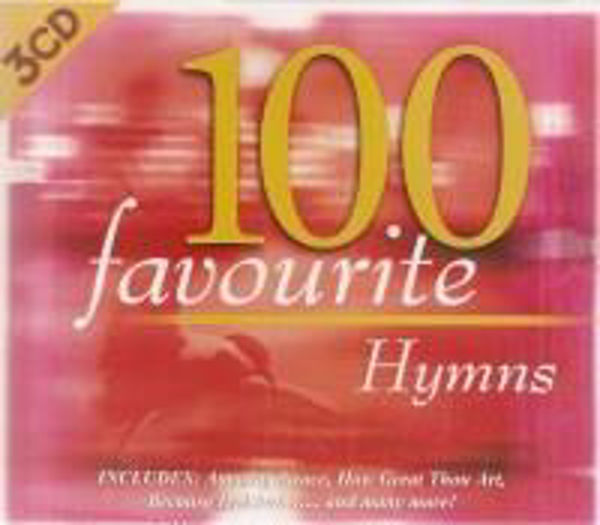 Picture of 100 FAVOURITE HYMNS 3 CD Box set