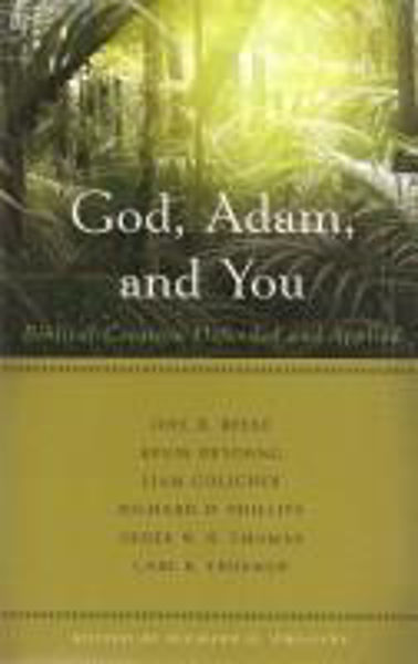 Picture of GOD, ADAM AND YOU