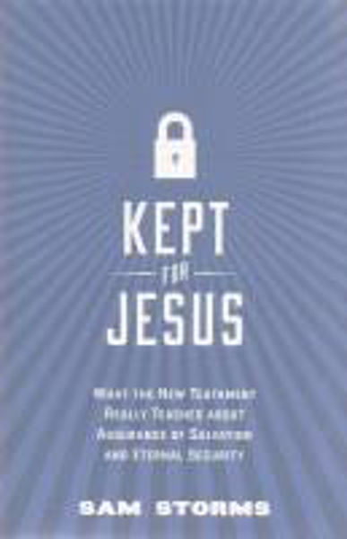 Picture of KEPT for JESUS