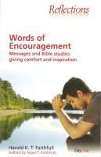 Picture of REFLECTIONS/WORDS OF ENCOURAGEMENT