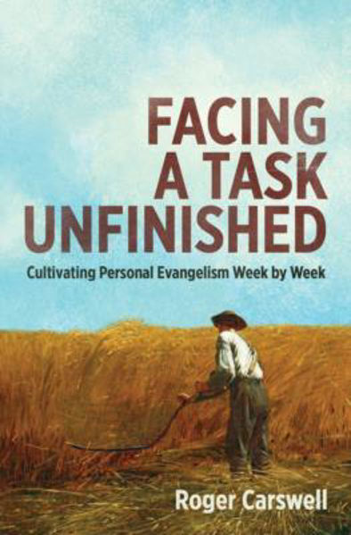 Picture of FACING A TASK UNFINISHED paperback