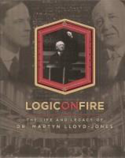 Picture of LOGIC ON FIRE DVD & Book