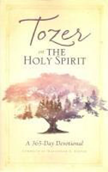 Picture of TOZER 365 DEVOTIONAL On The Holy Spirit