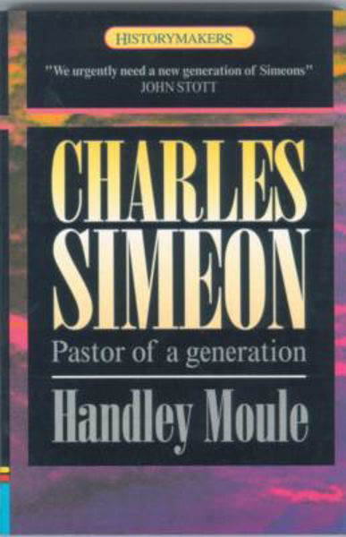 Picture of HISTORY MAKERS/CHARLES SIMEON