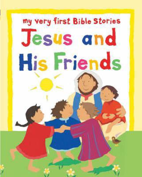 Picture of MY V FIRST B STORIES/JESUS & HIS FRIENDS