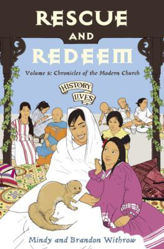Picture of HISTORY LIVES/#5 RESCUE AND REDEEM