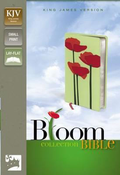 Picture of KJV THINLINE BLOOM POPPIES