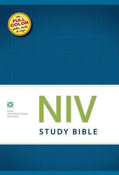 Picture of NIV 2011/STUDY BIBLE Hardcover