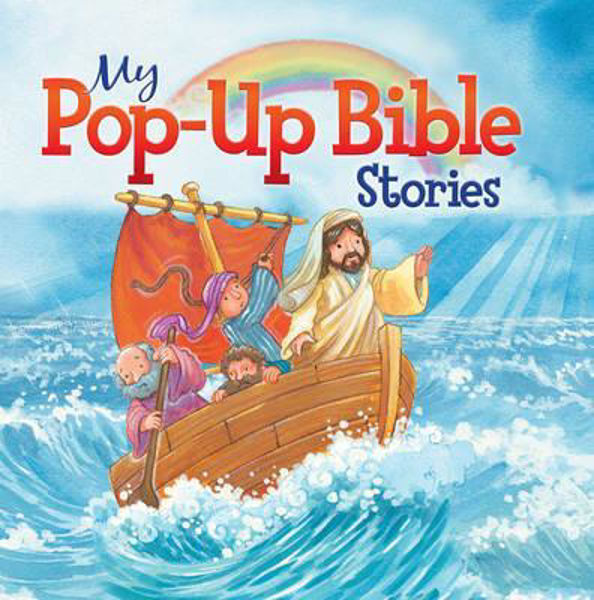 Picture of MY POP-UP BIBLE STORIES