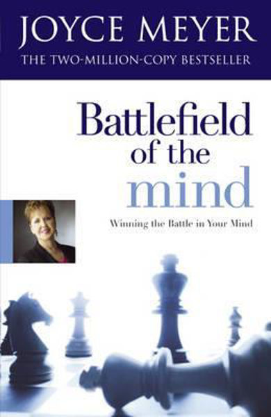 Picture of BATTLEFIELD OF THE MIND