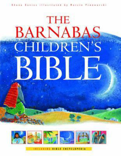 Picture of THE BARNABAS CHILDREN'S BIBLE